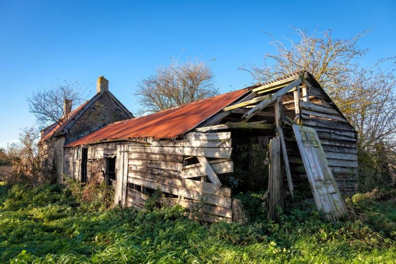 The plan includes provisions to free up commercial and former farm buildings for housing