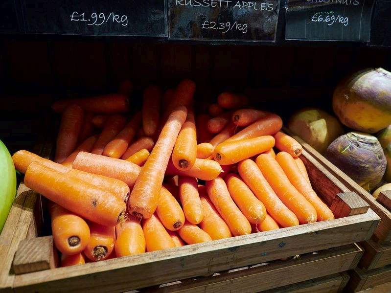 Britons would run out of food by the end of this week if it was solely reliant on homegrown produce