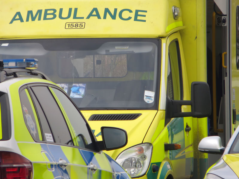 The man remains in critical condition in hospital after the serious farm incident