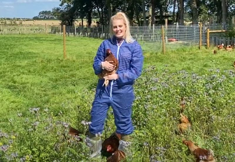 The programme has been launched amid fears of a shortage of new entrants ready to undertake roles in the egg industry