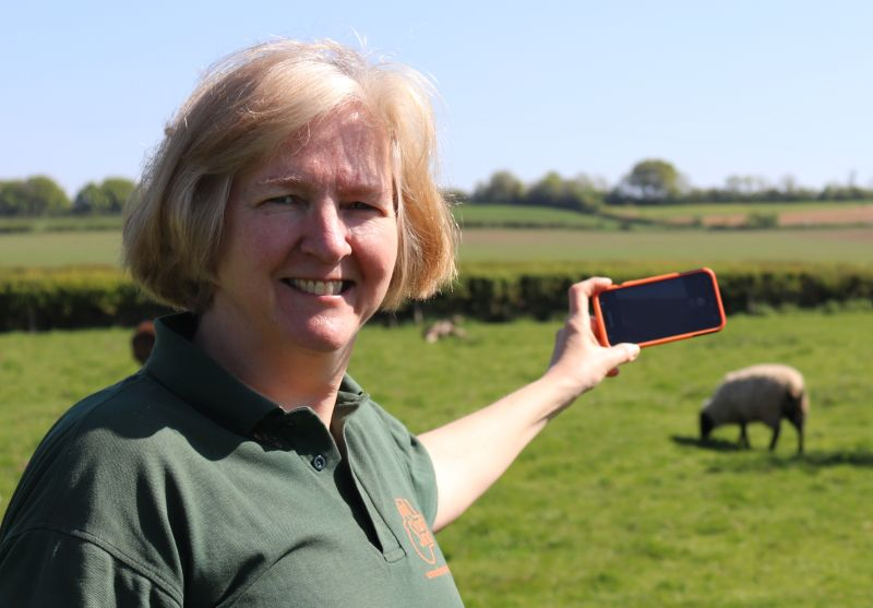 Farmers can take part in Open Farm Sunday through Facebook, Twitter and Instagram using #LOFS20