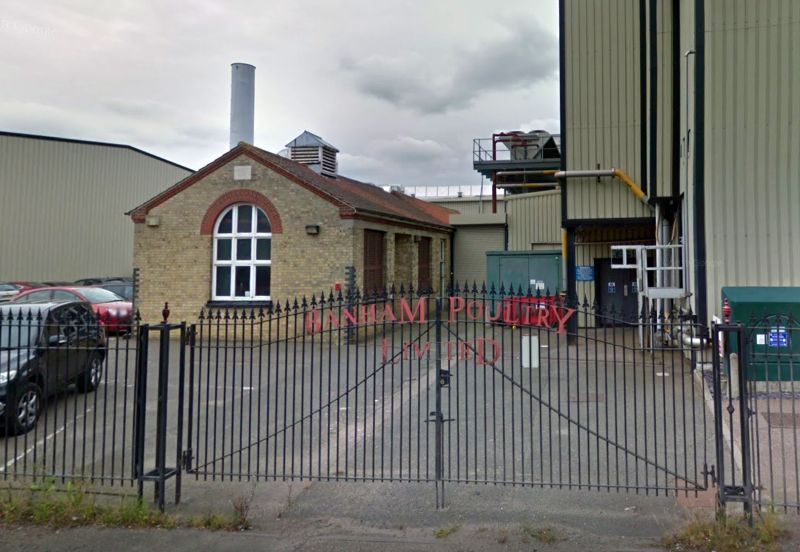 The Norfolk chicken processor has become the latest food firm to experience a Covid-19 outbreak (Photo: Google)