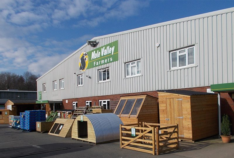 Mole Valley Farmers says the £50m debt facility has opened up new avenues for the co-operative