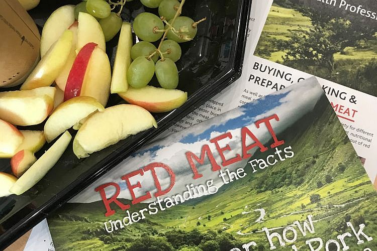 The role red meat plays in people's diets will be showcased at the 90-day virtual event