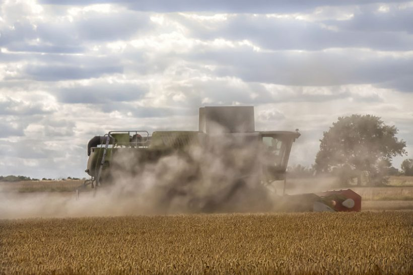 Farmers across the UK have faced challenging harvesting conditions this year
