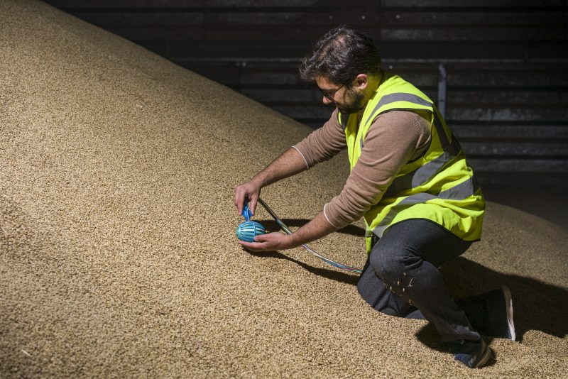 Over the next 18 months, the Crover will be trialled at numerous farms across the UK