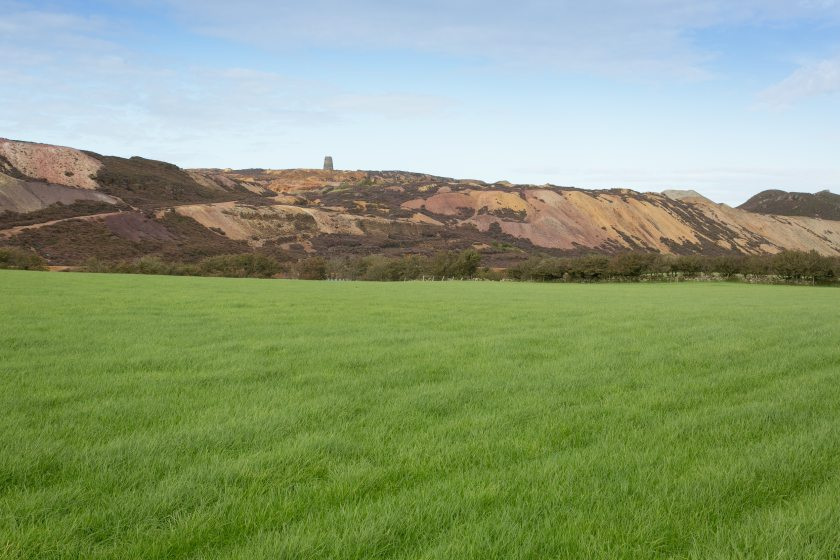 The farm has a guide price of £2.45m as a whole, but is also being offered in up to four lots