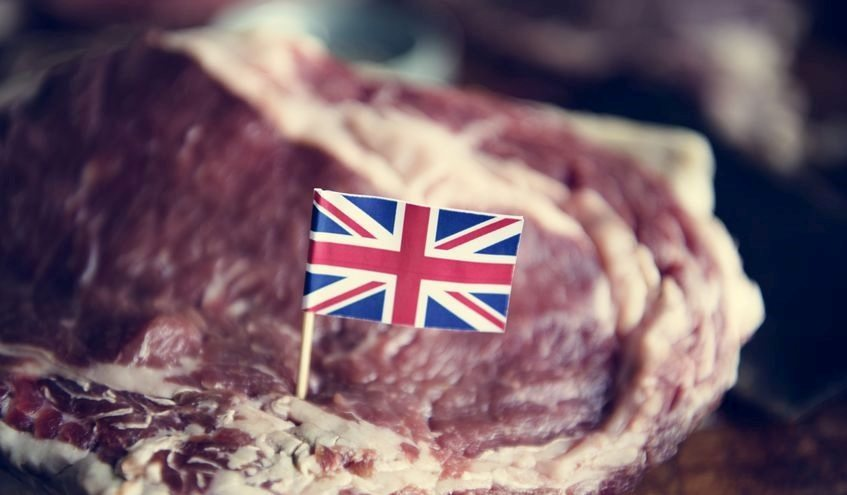 The beef deal is estimated to be worth £66 million over the next five years