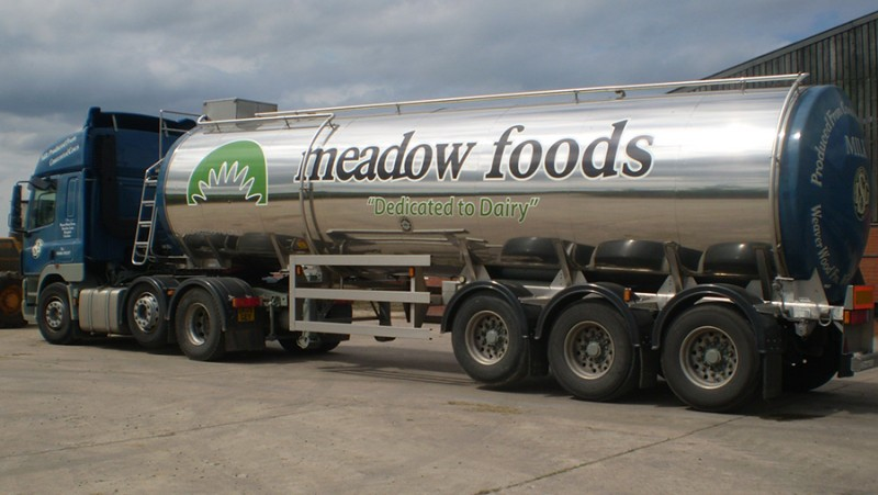 Producers who supply Meadow Foods will see a 1ppl milk price boost next month