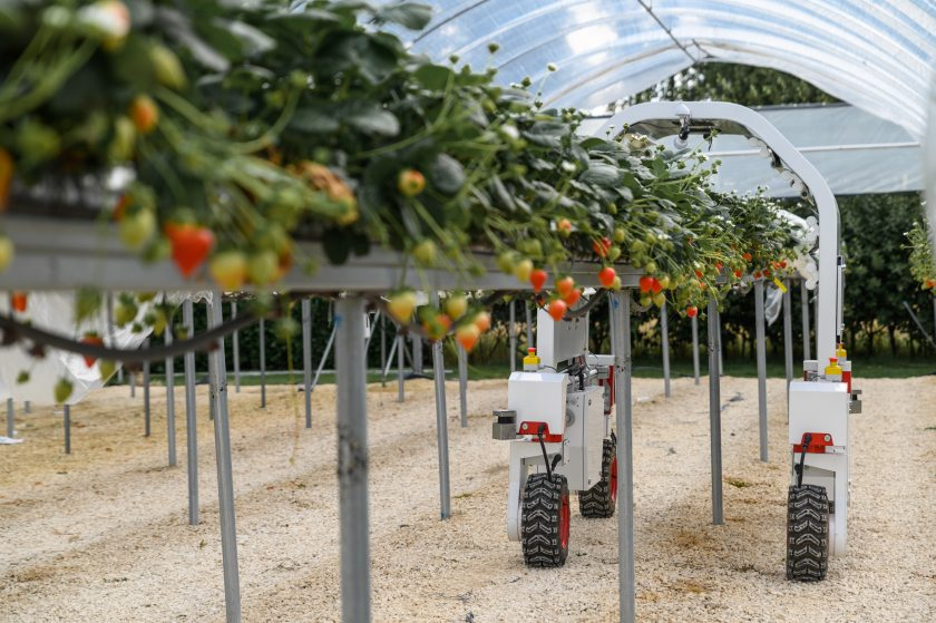 The farm-lab will provide start-ups with the opportunity to develop new agri-technologies