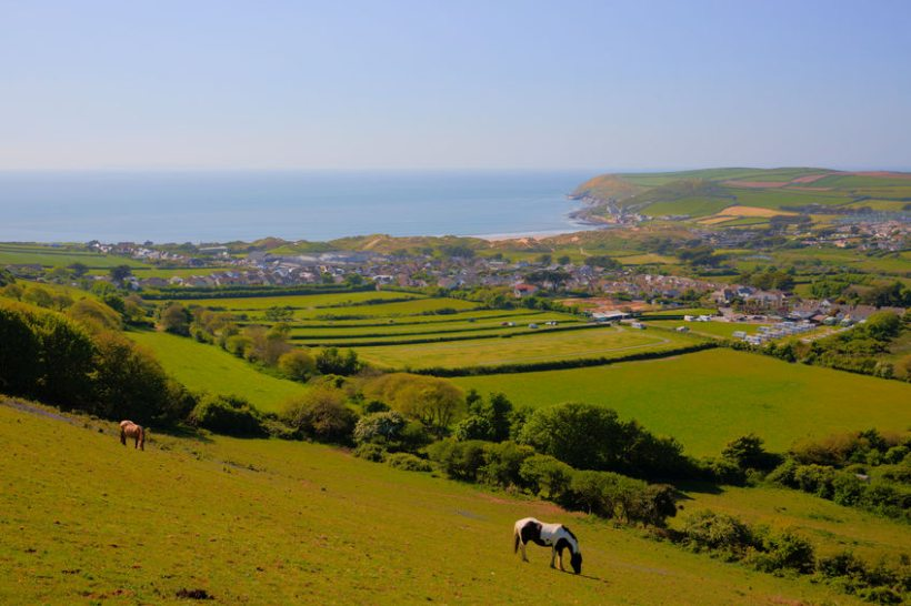 A growing number of young people are considering leaving the capital in favour of rural life