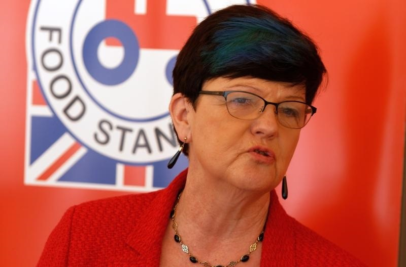 Baroness Neville-Rolfe will not seek a second term as Red Tractor chair