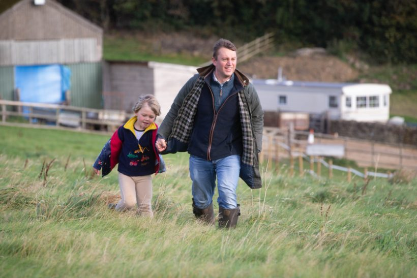 The survey's results will inform the farming charity's service offering in the future