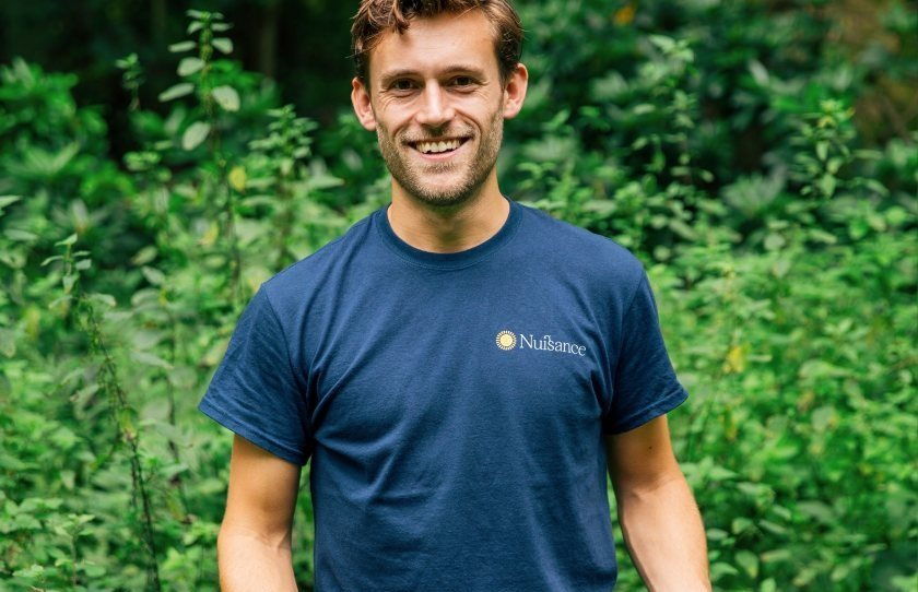 Hugo Morrissey, founder of the start-up, says he is open to collaboration ideas with farmers