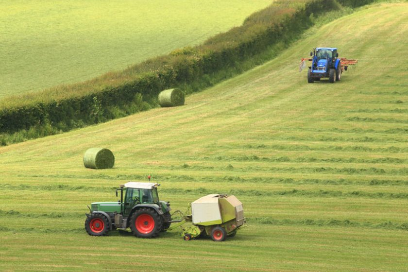 There will be an agricultural transition period between 2021 and 2027 as BPS payments are gradually phased out