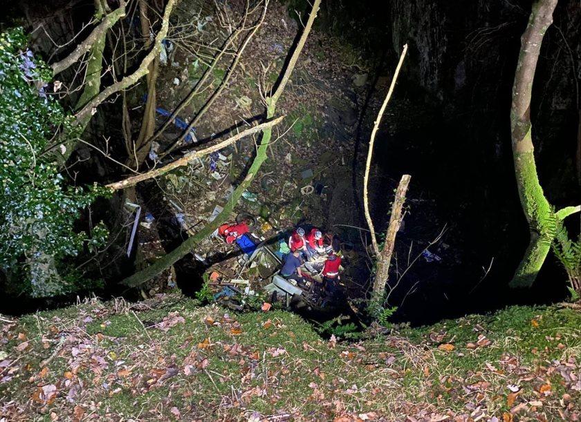 (Photo: Aberglaslyn Mountains Rescue)