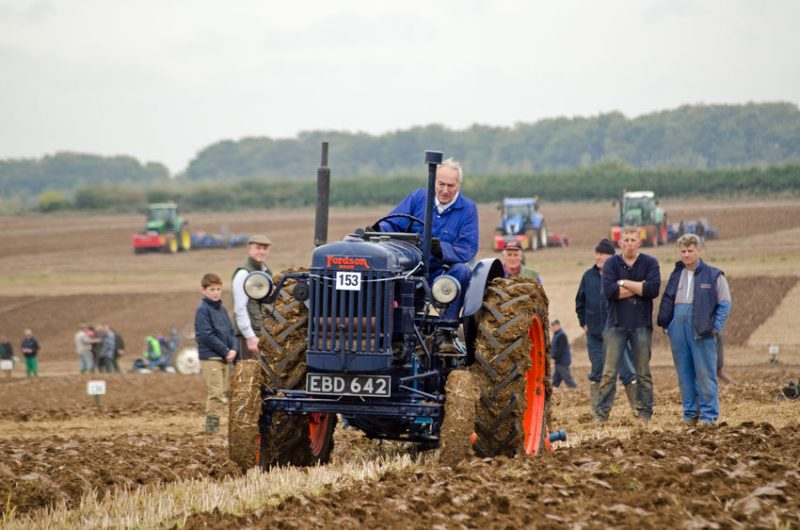 The online event replaced ploughing matches which were cancelled due to the pandemic