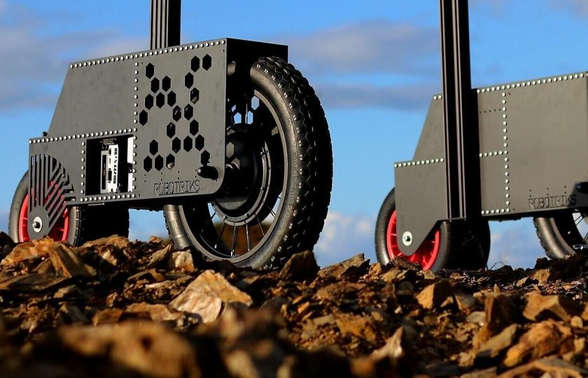 The low-cost robotic platform aims to help farmers overcome labour challenges
