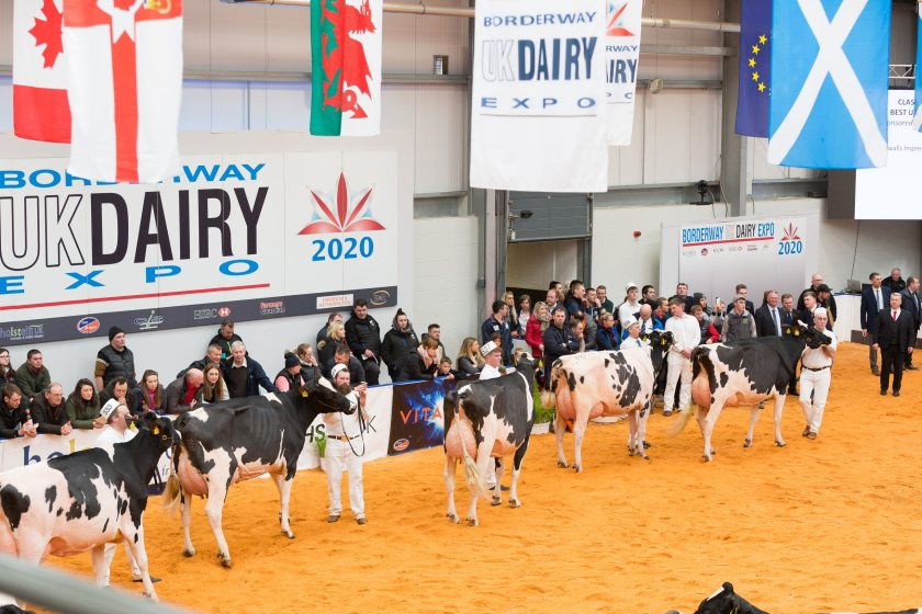 Government guidelines have forced Borderway UK Dairy Expo to be postponed