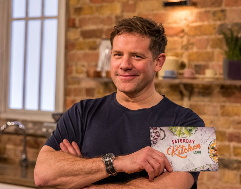 Celebrity chef Matt Tebbutt is encouraging people to give red meat a try this Christmas