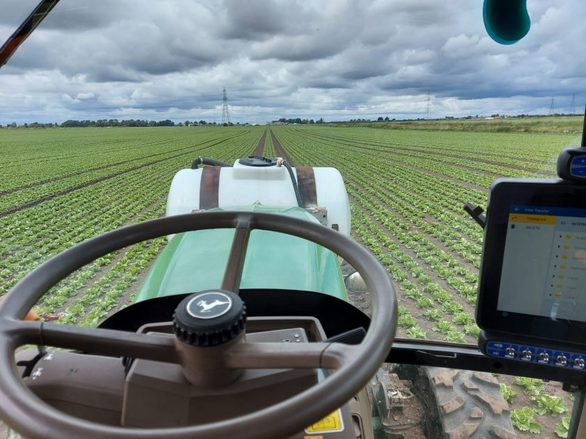 Progress in precision ag has come on leaps and bounds
