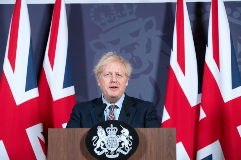 A Free Trade Agreement has been reached between the UK and the EU (Photo: Paul Grover/Shutterstock)