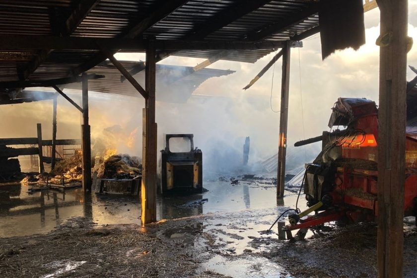 (Photo: Cumbria Fire and Rescue Service)