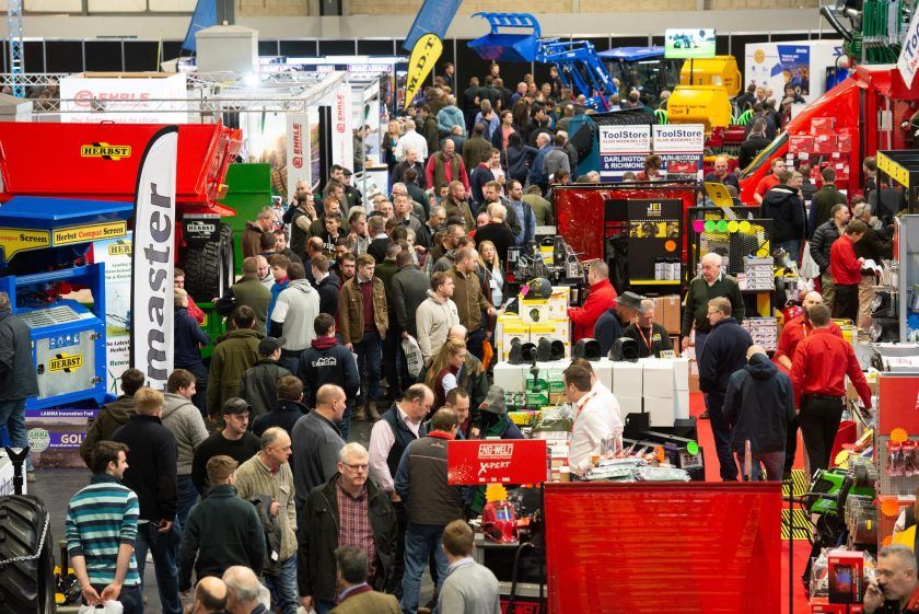 LAMMA has cancelled the 2021 show as a result of the ongoing Covid-19 situation