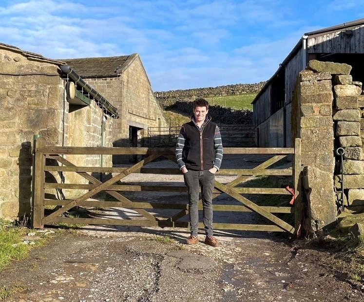 Yorkshire Water's programme aims to support young farmers gain a foothold in the industry