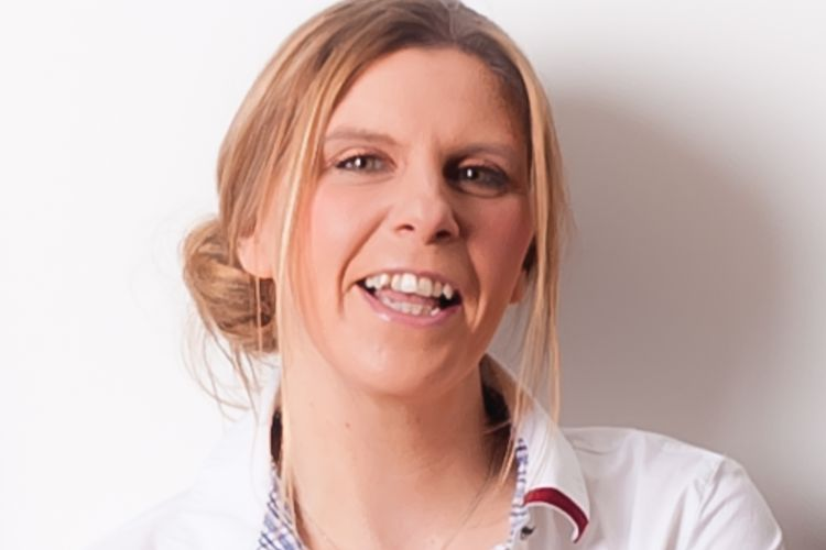 Catherine Smith is from a farming family and has worked in the food sector for twenty years