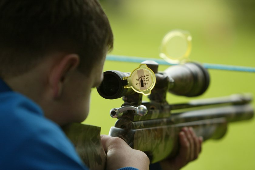 The government proposes to restrict airgun use for young farmers under the age of 18