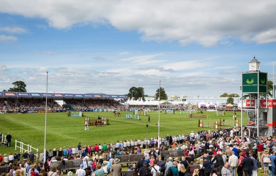 Organisers of Scotland's largest outdoor show say they are 'positive and optimistic' for 2021