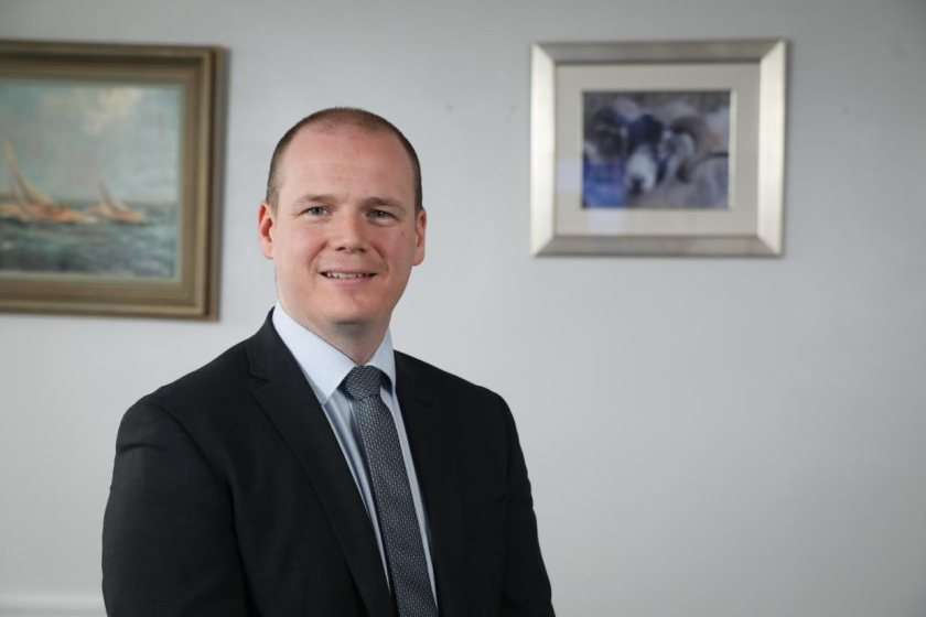 NI's newly-elected agriculture minister Gordon Lyons confirmed the scheme