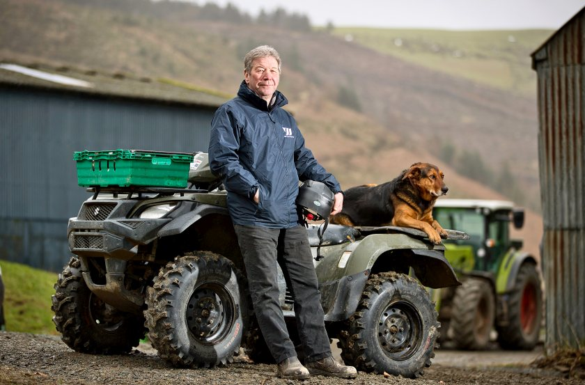 Brian Rees has spent more than 35 years raising farm safety awareness