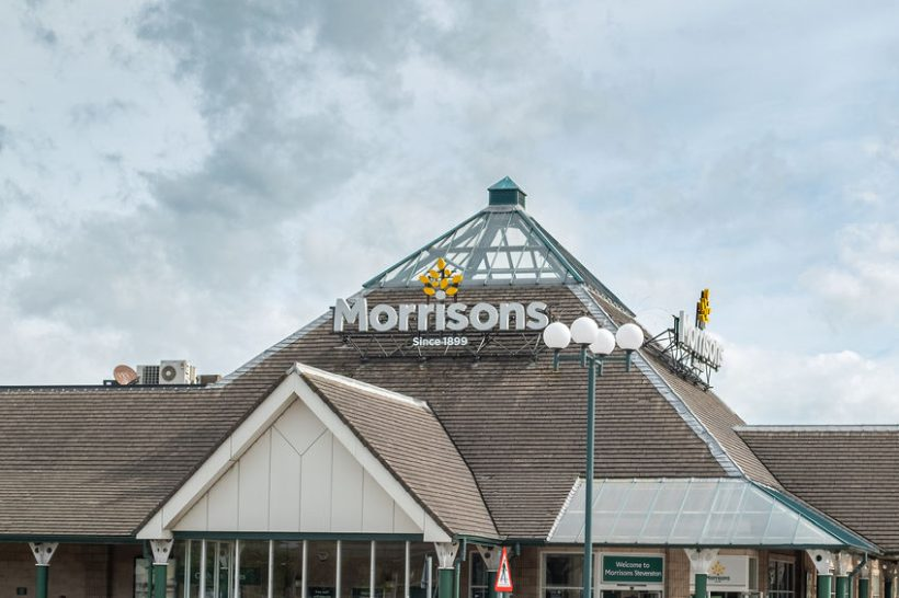 Morrisons will soon work with its suppliers to create 'net zero carbon farm models'