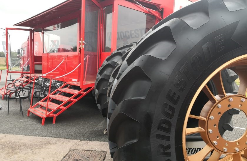 Bridgestone's premium agricultural tyre offering has been made more appealing to farmers