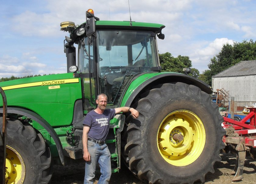 York-based David Blacker will host Strategic Cereal Farm North when it launches next year