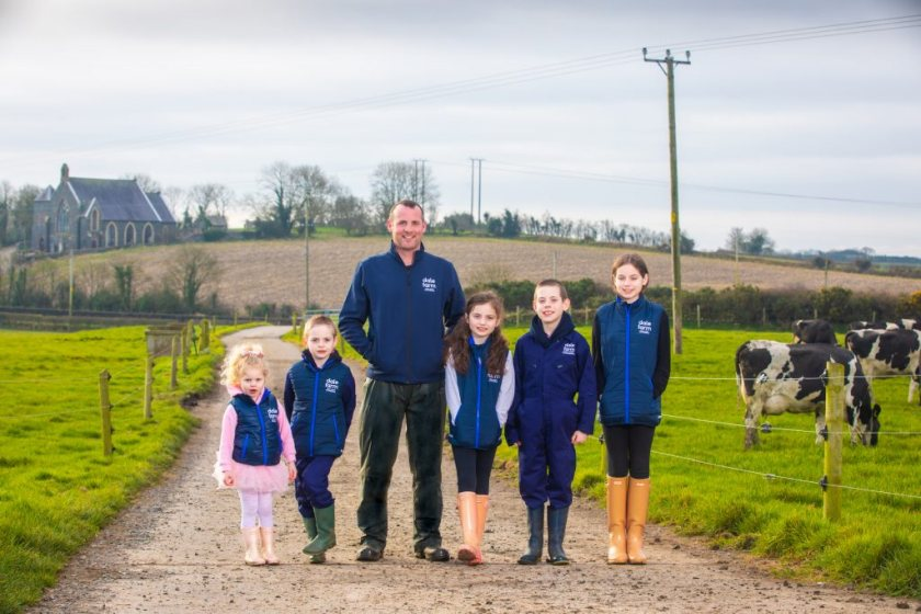 The NI dairy brand has been redesigned to highlight its farmer suppliers more
