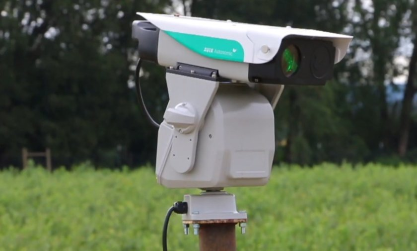 Scientists explored whether lasers are a successful biosecurity measure to prevent avian influenza viruses