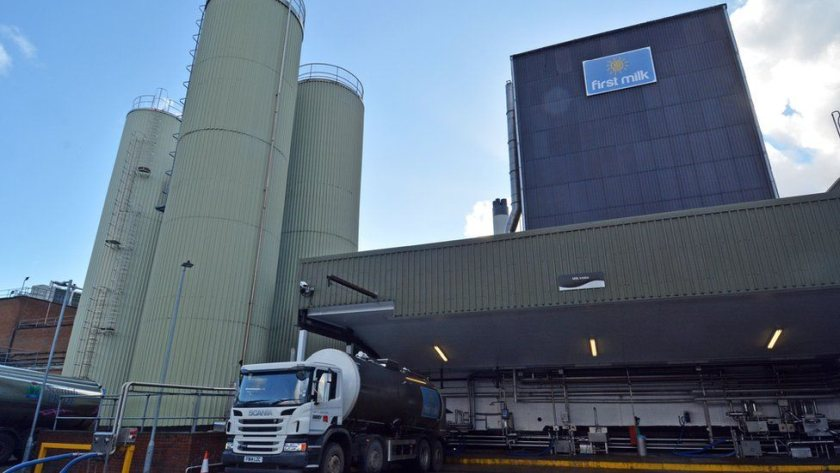 First Milk has unveiled a new project at its Lake District Creamery to protect local watercourses