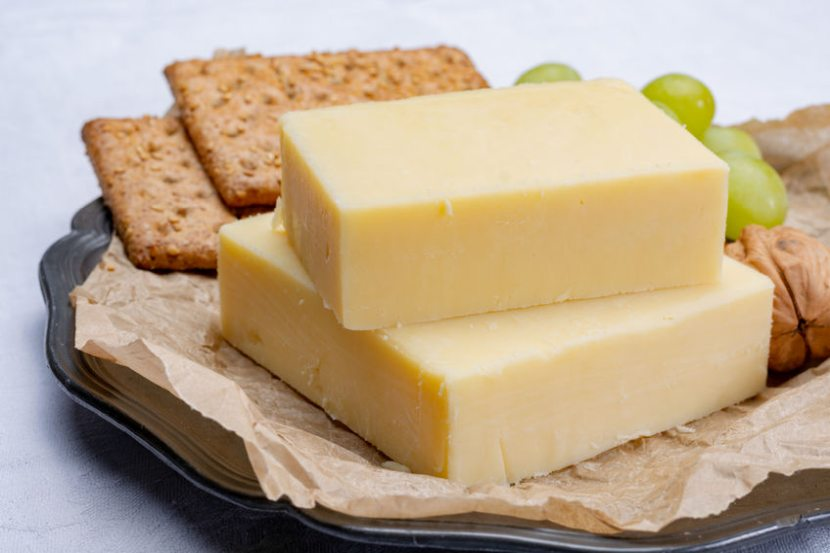 The cheese category outperformed the overall food and drink uplift