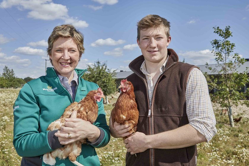 Many farmers have turned to free range in a bid to gain an alternative income stream