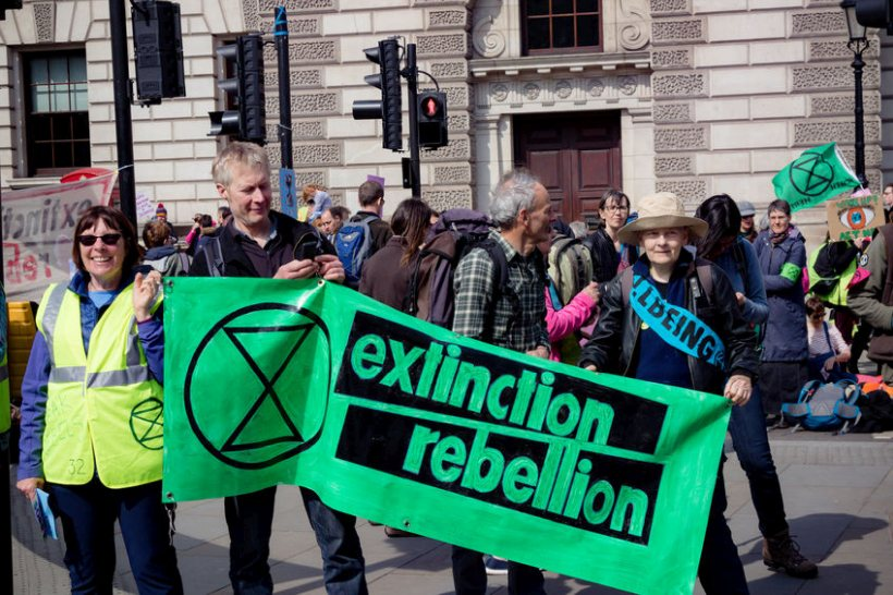 The countryside protest, organised by Extinction Rebellion North, is planned for 24 April