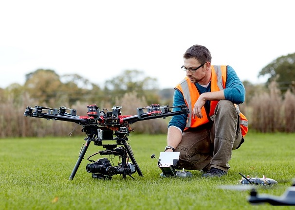 Investment in spray drones for agriculture could unlock major benefits, parliamentarians were told