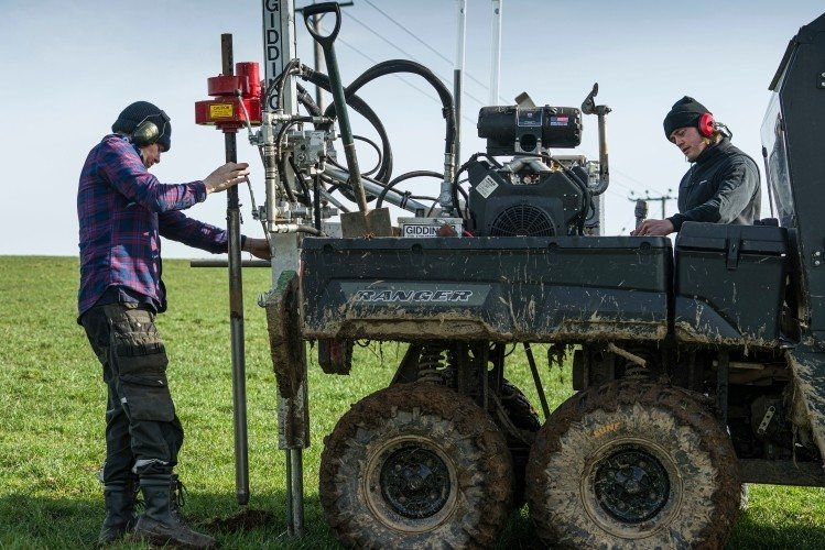 The project represents a breakthrough in the visibility of soil carbon stock for UK farms