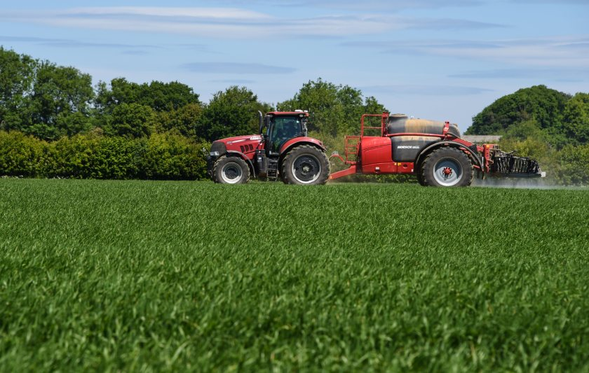 Farmers in the UK have gained a new cereal fungicide Univoq