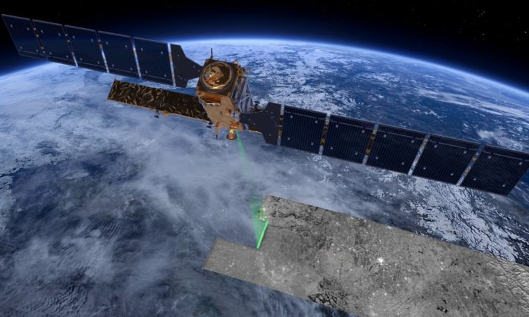 The partnership will use space imagery to provide crop health information to growers
