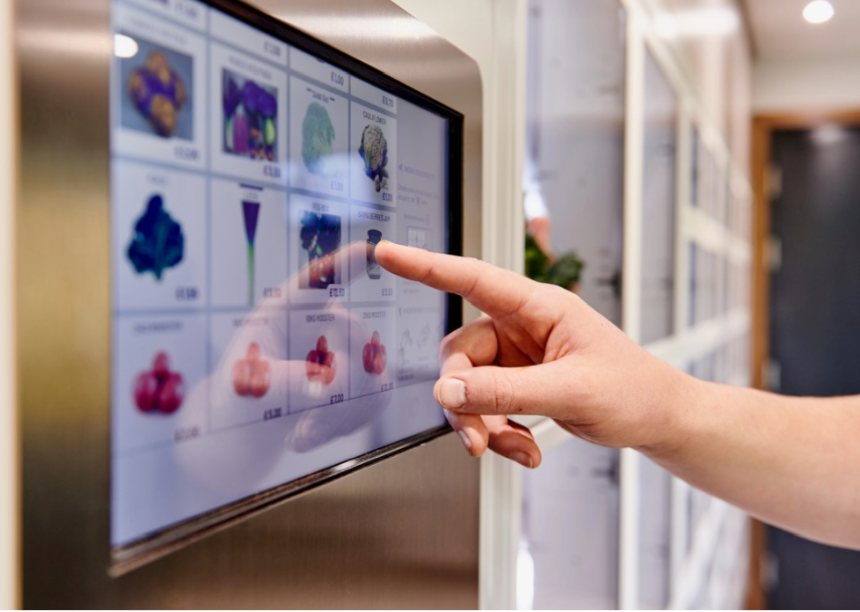 The latest on-farm vending machines are both automated and software based