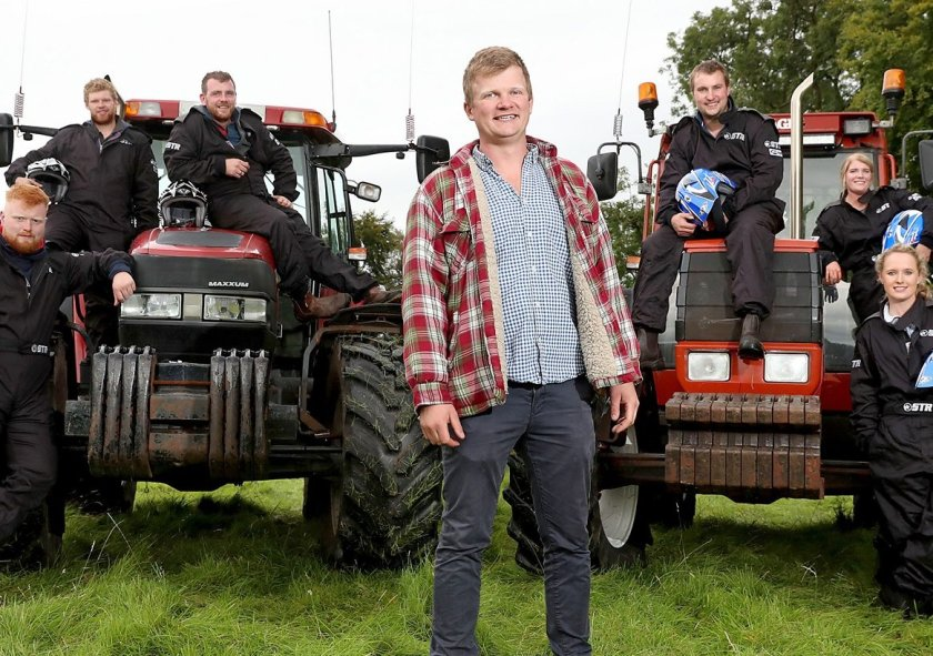 The BBC has unveiled a brand new competition series showcasing tractor-driving talent