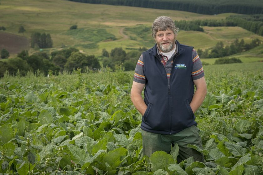 NFU Scotland president Martin Kennedy warned farmers 'the whole Brexit saga is far from over'